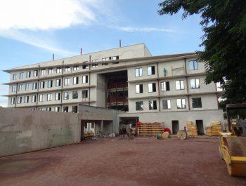 Belgische Ambassade in Kinshasa