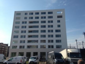 Appartementsgebouw Kievit II te Antwerpen