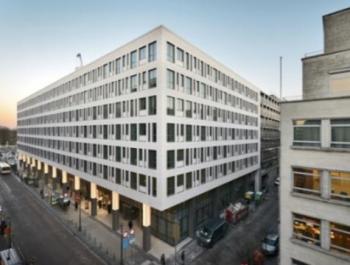 Kantoorgebouw Art Lux te Brussel