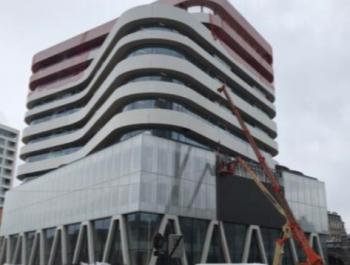 DPG gebouw Antwerpen