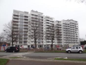 Simultane meting van 109 appartementen, Kortrijk