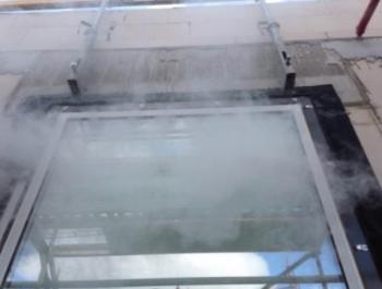 Rooktest op ramen